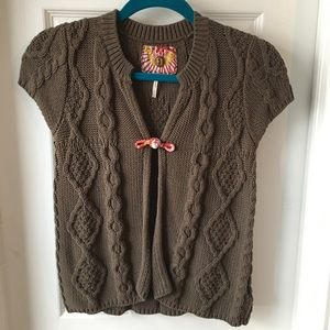 Lovely Free People cardigan size S like new